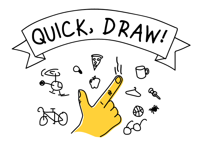 google quick draw spel